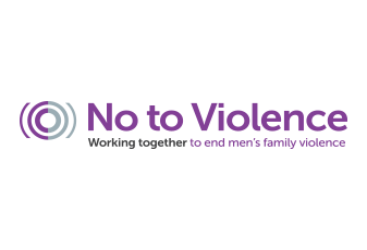 No To Violence - logo