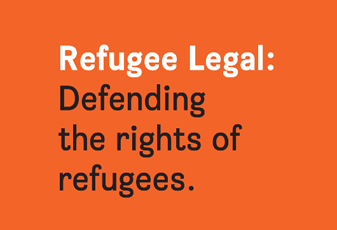 Refugee Legal - logo