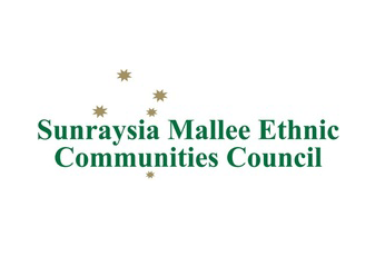 Sunraysia Mallee Ethnic Communities Councils (SMECC) logo